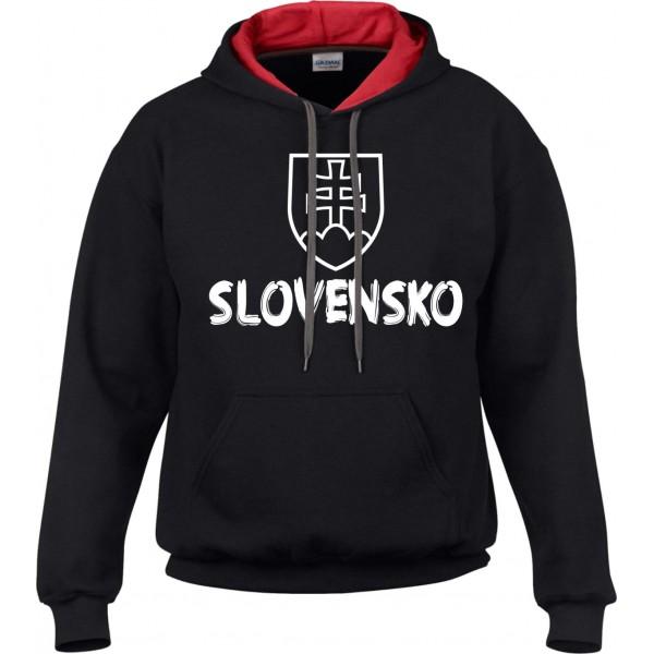 Slovensko -UNISEX mikina