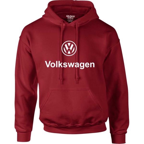 Mikina s motívom Volkswagen