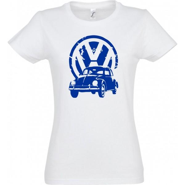 VW Beetle dámske tričko